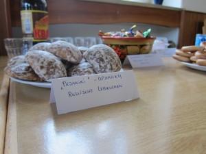 Im Angebot: Russische Lebkuchen (Quelle: Christian Kahl)