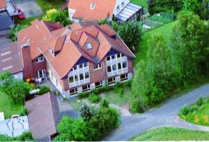 Die Bildungsstätte Himmighausen wie sie mal aussah. Ab Mai 2014 lockt ein renoviertes und modernes Haus mit attraktiven Specials.