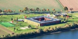 Für 4 Tage wird die Jugendherberge Xanten Veranstaltungsort des 5. Kulturprojekts. (Quelle: Jugendherberge Xanten)