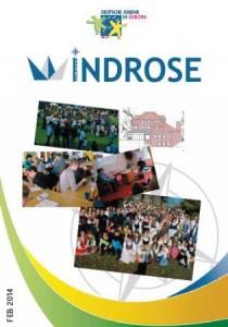 Die neue Windrose Intern mit über 50 Seiten Infos rund um die djo.
