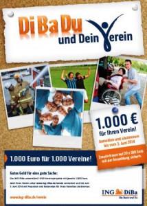 1.000 Euro für die djoNRW? Jetzt abstimmen! (Quelle: Ing DiBa)