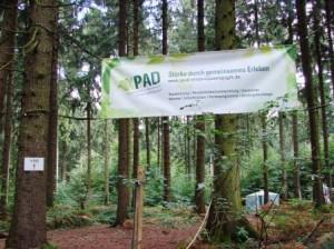 Stärke durch gemeinsames Erleben ist der Leitspruch des Projektpartners XPAD. Ein Motto, das auch den Gedanken des Projektes trägt.