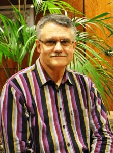 Georg Chatzigeorgiou ist für die Organisationsleitung verantwortlich. (Quelle: Folklorekreis Gütersloh)