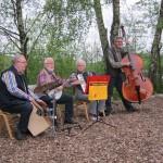 """Das """"Querbeet-Orchester"""" sorgt für die musikalische Begleitung (Quelle: Dr. Christian Kahl)"""