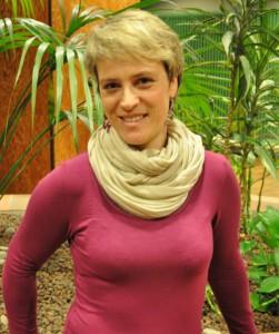 Andrea Schiller ist seit vier Jahren mit großer Begeisterung Mitglied des Folklorekreis. (Quelle: Folklorekreis Gütersloh)