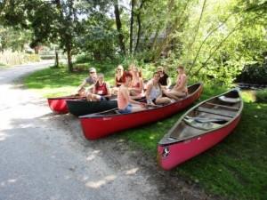 Vom 13.-20. August findet im hessischen Trendelburg die Sommer-Outdoor-Erlebnisfreizeit 2016 statt. (Quelle: Herbert Schnalle)