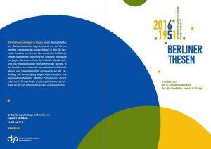 Die Berliner Thesen sind ein klares Bekenntnis zu Europa und den Menschenrechten (Quelle: www.djo.de)