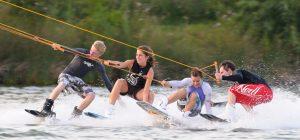 """Vom 1.-3. Juli gib es Sport und Spaß am """"Casa Beach"""". (Quelle: http://www.wasserski-paderborn.de)"""