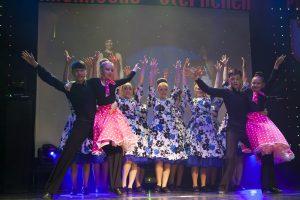 Tolle shows der vielen Tänzerinnen und Tänzer (Quelle: Der Spaß)