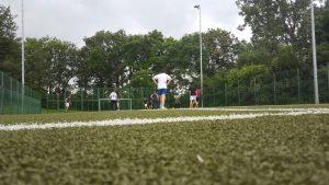 """Fußball kann mehr sein als """"nur"""" Sport (Quelle: Lukas Z.)"""