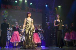 Raissa und Valeriya Myachokva präsentierten das Festival (Quelle: Der Spaß)