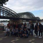 Kölnausflug am 5. August (Quelle: djoNRW/Jugendverbandsarbeit)