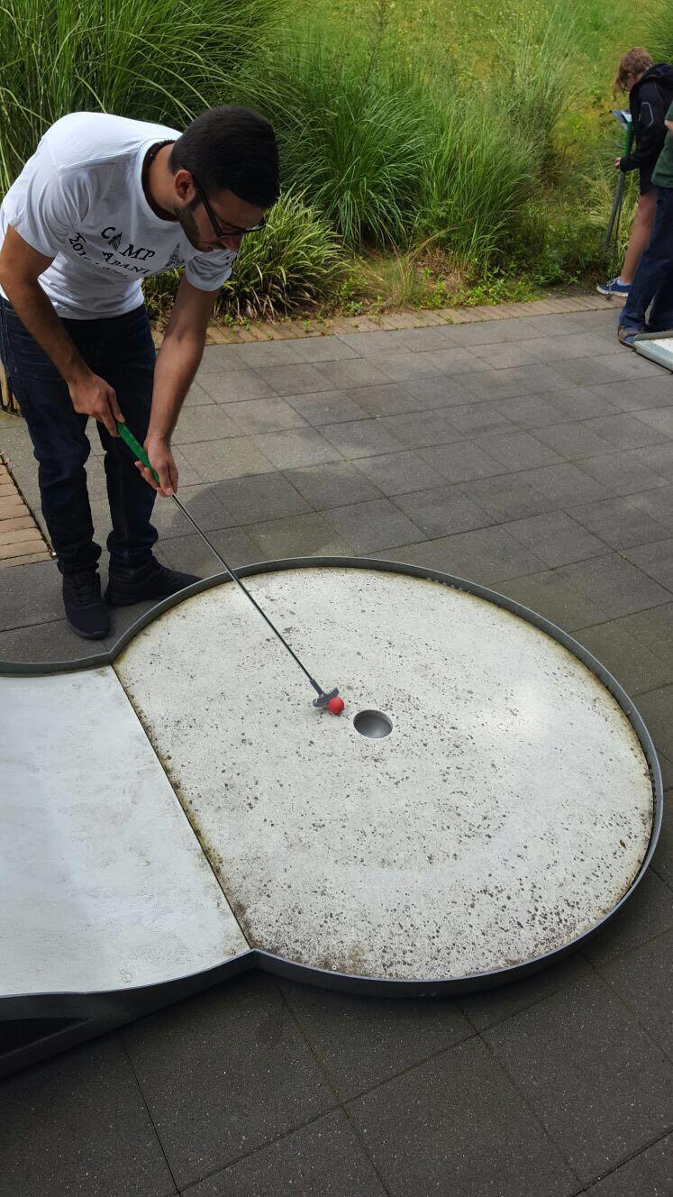 Minigolf (Quelle: Tanja Ergün)