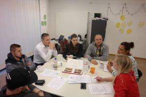Die Arbeit eines Vorstandes: Gemeinsam entstehen Ideen und Projekte (Quelle: KV Münster)