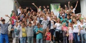 Die Teilnehmenden des JSDR Sommercamps erlebten viel (Quelle: http://jsdr-nrw.de)
