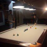 Billard und Tischtennis (Quelle: B'shayno.Willkommen.)