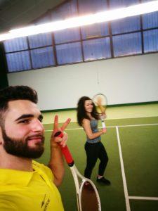 Sport macht Spaß und verbindet (Quelle: Aho Kally)