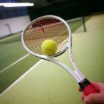 Tennistraining (Quelle: Aho Kally)
