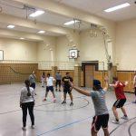 Volleyball (Quelle: B'shayno.Willkommen/Adad Zozo)