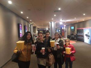 Mädchenabend im Kino in Essen - B'shayno.Willkommen. macht es möglich (Quelle: Adad Zozo)