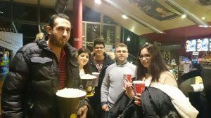 """In Paderborn stand """"Phantastische Tierwesen"""" auf dem Kinoprogramm (Quelle: Martina Aras)"""