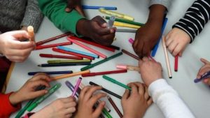 In dem Projekt dürfen die Kinder viel Neues probieren (Quelle: KV Bergisch Gladbach)