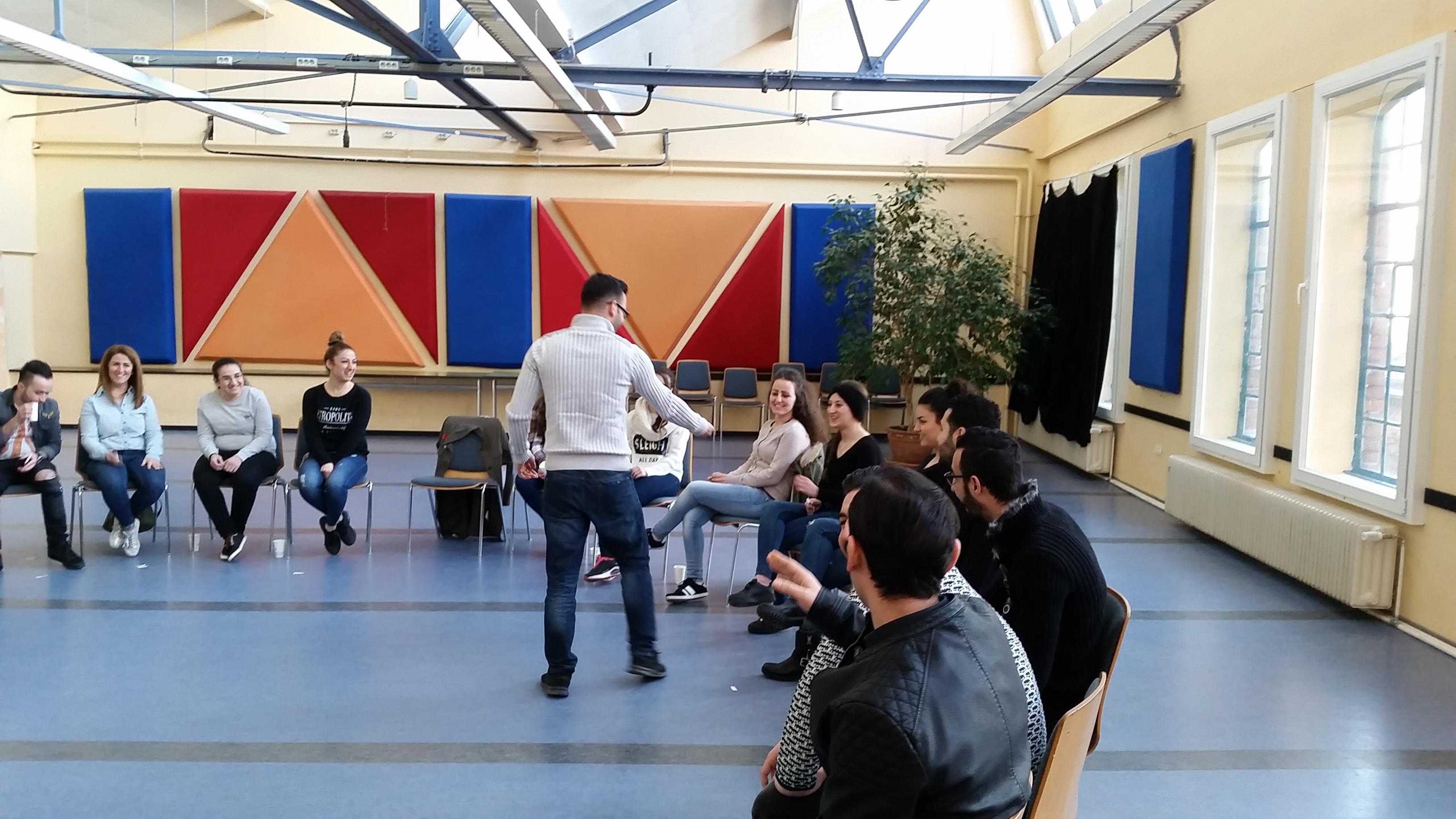 Seminar Ehrenamt (Quelle: Nora Liebetreu)
