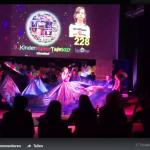 #VIDEO# In der Rubrik Gesang Solo (11-17 Jahre) belegte Daria Trofimova (11 Jahre) den 1. Platz. (Quelle: Raissa Myachkova/Der Spaß)