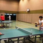 Tischtennisturnier (Quelle: djoNRW/AJM)