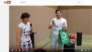 VIDEO: Siegerehrung für den Erstplatzierten (Quelle: djoNRW/AJM)
