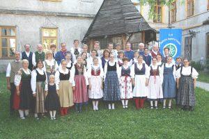 Auch die Klingende Windrose kommt nach Merkstein, um gemeinsam das Jubiläum zu feiern. (Quelle: djo Merkstein)