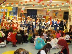 Zum DJO Kinderkarneval kommen jedes Jahr viele junge Jecken (Quelle DJO Merkstein)
