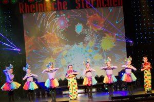 """Die Gruppe Olivchen Kuma Hei (Quelle: Theater """"Der Spaß!"""")"""