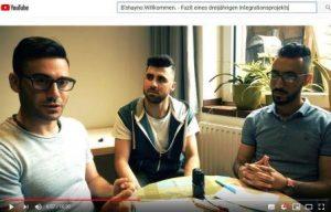 Im Video berichten junge Frauen und Männer über ihre Erfahrungen in dem Projekt. (Quelle: AJM e.V./djoNRW)