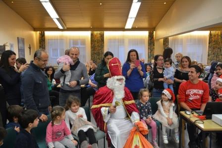 Nikolausfeier bei Suryoye Ruhrgebiet (Quelle: Suryoye Ruhrgebiet)