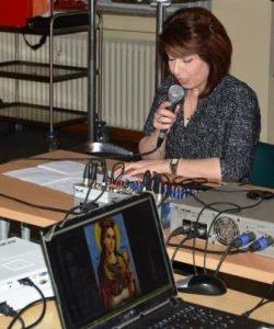 Birgul Akdemir, Projektleiterin von Suryoye Ruhrgebiet. (Quelle: Suryoye Ruhrgebiet)