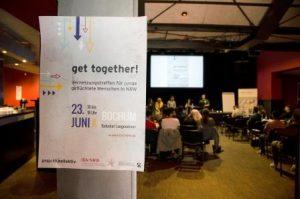 50 Jugendliche sind zum Vernetzungstreffen nach Bochum gekommen (Quelle: Roxana Gabriel)